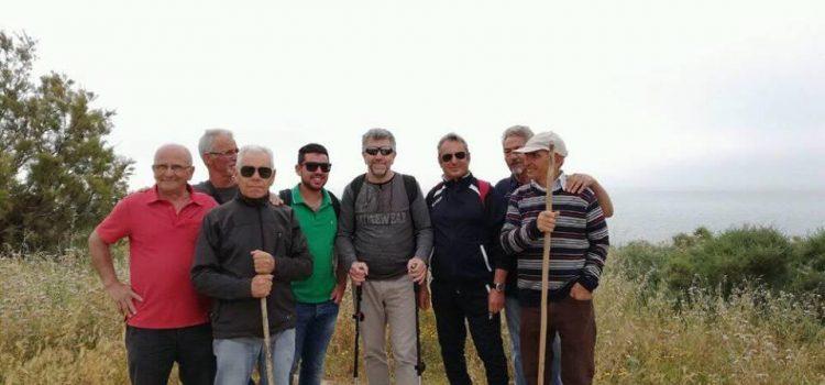 """Camminare insieme per la salute, nasce a Cattolica Eraclea il """"Gruppo Caminatura"""""""