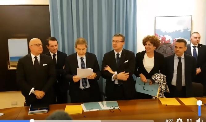 """Mariella Ippolito: """"Ringrazio l'onorevole presidente Nello Musumeci per l'interesse prestato ad Eraclea Minoa"""""""