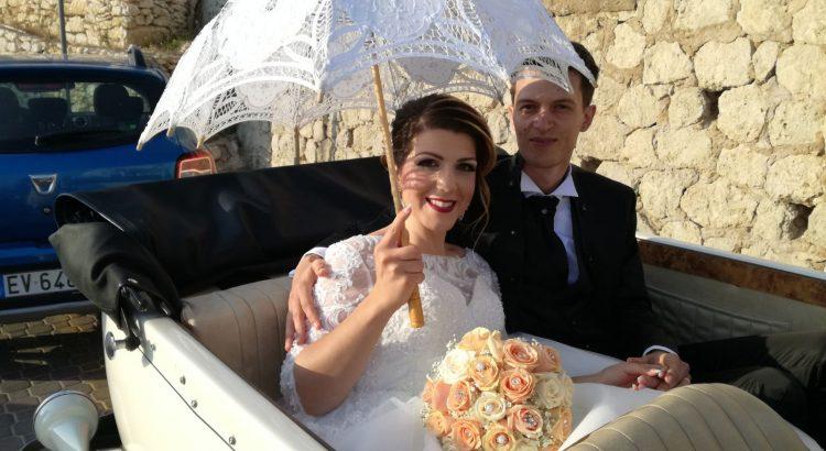 Auguri ai novelli sposi Giusy Maria e Francesco