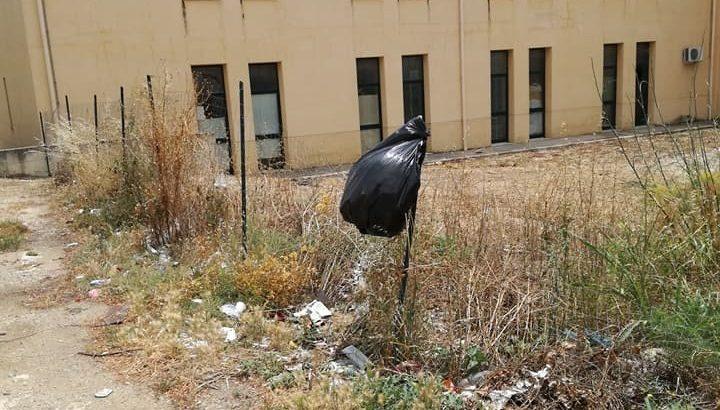 Il cittadino segnala: Degrado in via Palmiro Togliatti