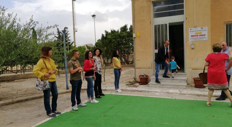 Inaugurato il servizio Spazio Gioco presso la Scuola dell'Infanzia Canale Botteghelle