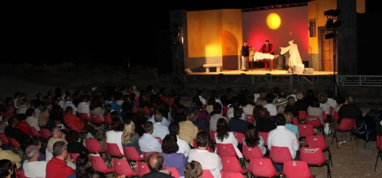 Eraclea Minoa, il programma delle rappresentazioni di Teatri di Pietra 2018