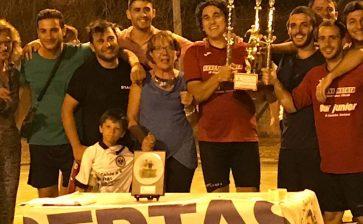 """Hakuna Matata/Bar Royal, ha vinto il torneo estivo di calcio a 5 """"memorial Ing. Emanuele Schembre – Vincenzo Terrasi"""""""