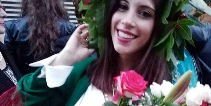 Tanti auguri ad Anabelle Giuffrida neolaureata in Medicina e Chirurgia con 110 e lode e premio Rotolo.