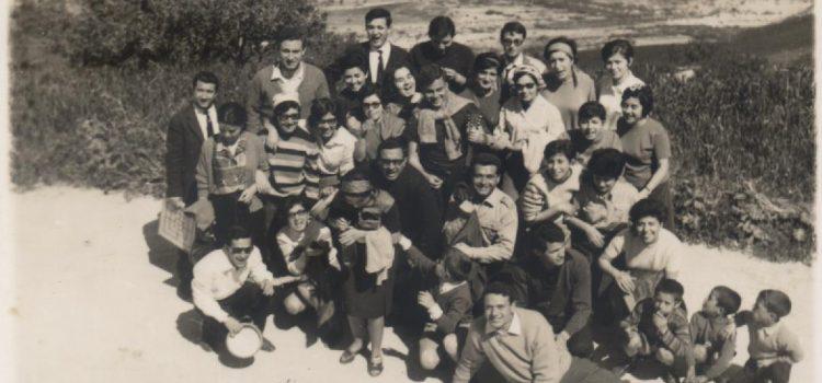 FOTO STORY. Anno1966 gita alla Cannamela (foto inviata da Giovanni Sciascia)