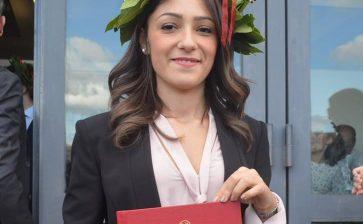 Tanti auguri a Federica Falci che oggi ha conseguito la laurea in Scienze e tecniche psicologiche