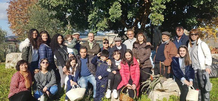 VIDEO. Giornata didattica sulle erbe spontanee in contrada Balate