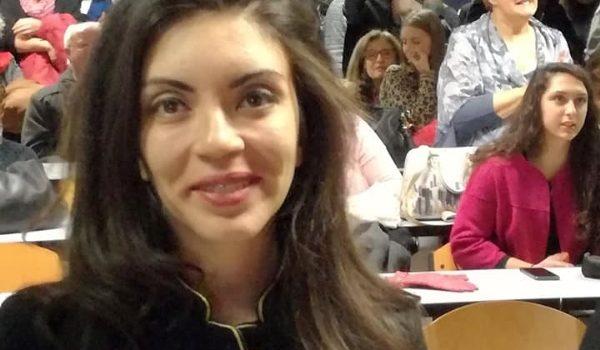 Auguri a Francesca Rosaria Augello, neolaureata con 110 e lode in Biotecnologie molecolari e cellulari