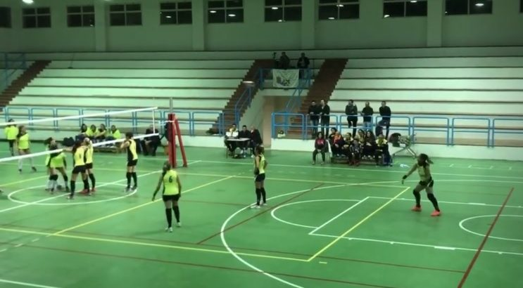 VOLLEY FEMMINILE: TONFO CASALINGO DELL'ASD TRAINING AND RELAX