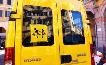 Nuovo scuolabus in arrivo, donazione dell'imprenditore cattolicese Giuseppe Borsellino