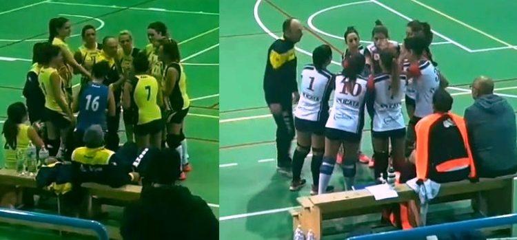 Volley Femminile PRIMA DI RITORNO IN TRASFERTA PER ASD TRAINING AND RELAX CONTRO SAN BIAGIO PLATANI