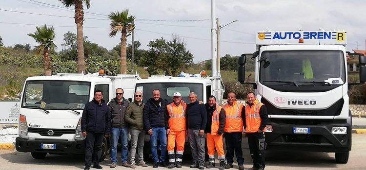 Acquistati i mezzi per la raccolta dei rifiuti a Cattolica Eraclea