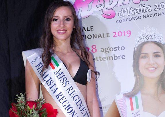 Miss Reginetta d'Italia, Giusy Spezio trionfa nella selezione di Cattolica Eraclea