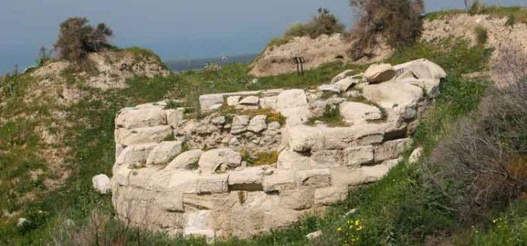 VIDEO|La cinta muraria di Eraclea Minoa