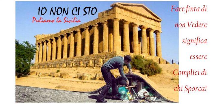 """""""Puliamo la Sicilia"""", nuovo gruppo su Facebook"""