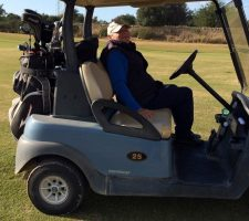 Golf, il cattolicese Santo Spagnolo primo classificato alle Interregionali Centro Sud e Isole