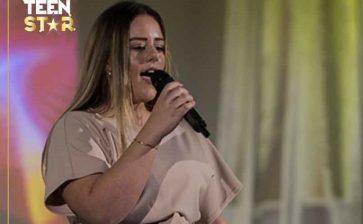 """La giovane cattolicese Sofia Maniscalco semifinalista al talent inglese  """"TeenStar"""" (VIDEO)"""