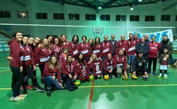 Volley, pronta a tornare in campo la squadra dell' Eraclea Minoa Volley