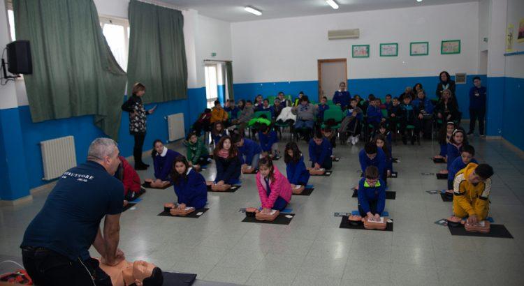 """Si conclude il progetto """"A Scuola con le manovre salva-vita"""" (VIDEO)"""