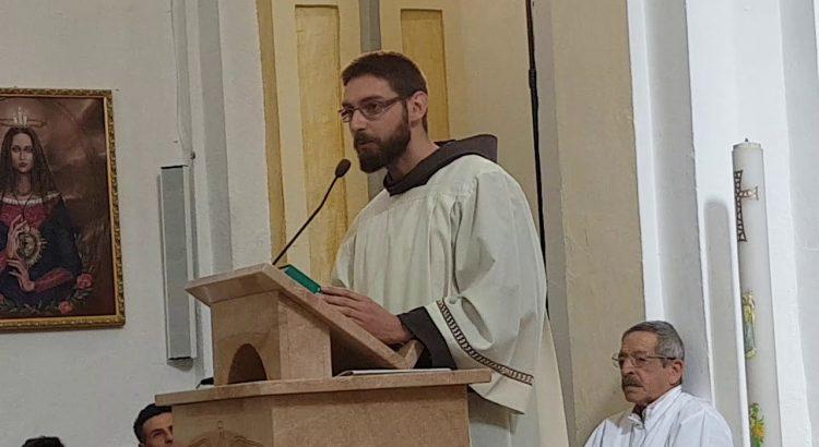La Comunità Ecclesiale di Cattolica Eraclea in festa per l'ordinazione Sacerdotale di fra Antonino Gulisano