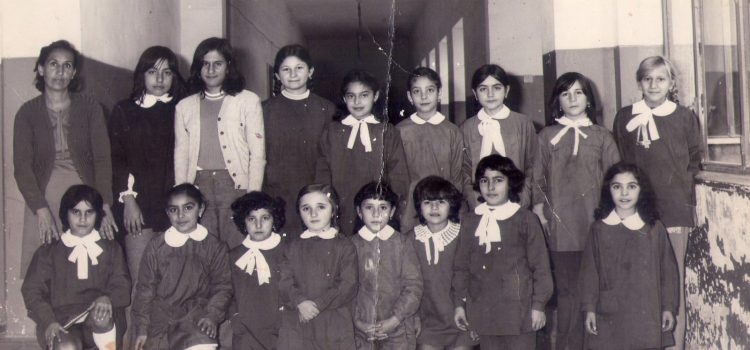 Come eravamo. Anno scolastico 1972, terza elementare