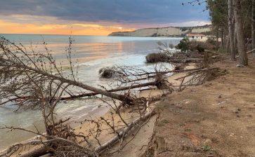 Eraclea Minoa, l'Ufficio contro il dissesto idrogeologico ha affidato le analisi sulla sabbia destinata al ripascimento